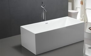 Best Acrylic Bathtubs Featured