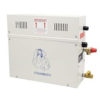 CGOLDENWALL 6 kW Steam Generator Shower