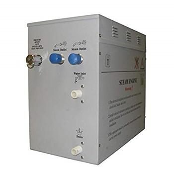 Superior 12 kW Self-Draining Steam Bath Generator