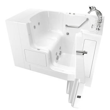 "American Standard 32"" x 52"" Whirlpool Walk-In Tub"