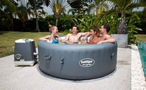 Best Inflatable Hot Tubs Featured