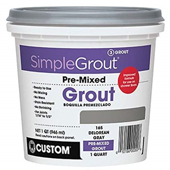 Custom PMG165QT 1-Quart Simple Premium Grout