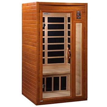 DYNAMIC SAUNAS AMZ-DYN-6106-01 Barcelona Far Infrared Sauna