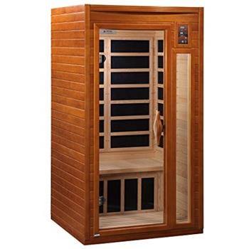 DYNAMIC SAUNAS AMZ-DYN-6106-01 Barcelona Far Infrared Sauna