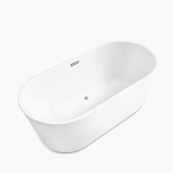FerdY 67'' Freestanding Modern Bathtub