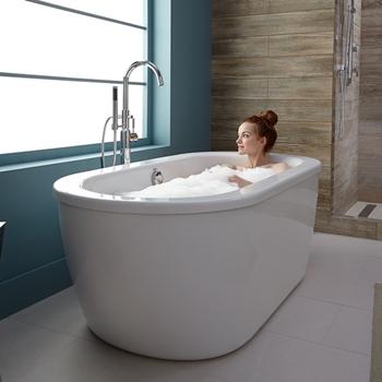 Freestanding Bathtub Advantages and Drawbacks