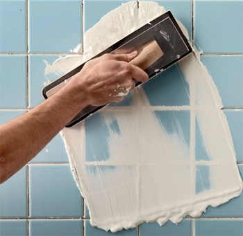 How to Grout a Shower