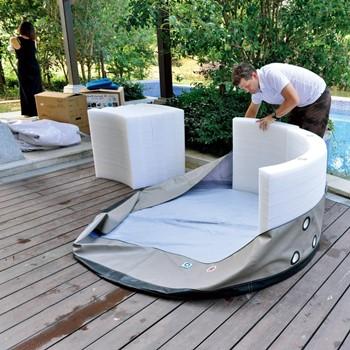 How to Setup an Inflatable Hot Tub