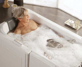 Walk-In Tub Safety Tips For Seniors