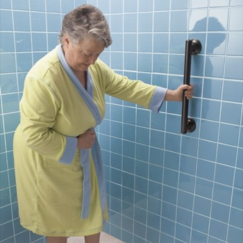 Bathroom Safety Tips for the Elderly