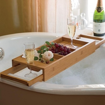 Bathtub Caddy Reviews