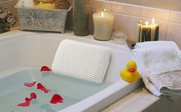 Best Bath Pillows Featured