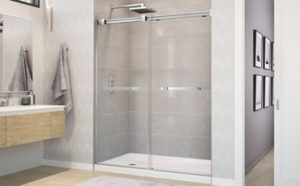 Best Sliding Shower Doors Featured