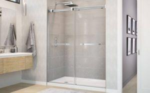 Best Sliding Shower Doors Featured