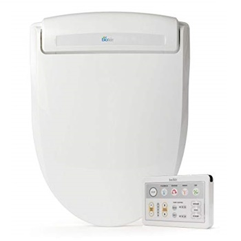 BioBidet Supreme BB-1000 Elongated Toilet Seat Adjustable Warm Water