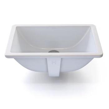 DECOLAV 1402-CWH Callensia Undermount Lavatory Sink