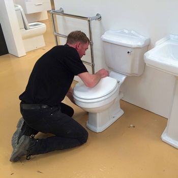 How to Install a Toilet Seat