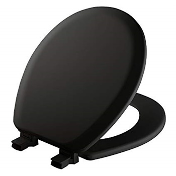 Mayfair Molded Wood Toilet Seat with Easy Clean