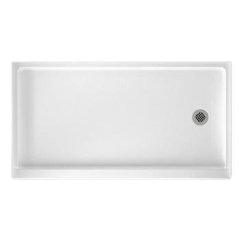 Swanstone FR-3260R-037 Veritek Right Hand Drain Shower Base