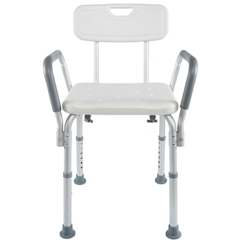 Vaunn Medical Tool-Free Assembly Spa Bathtub Shower Lift Chair